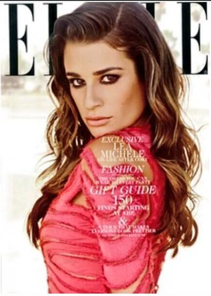 elle subscribers cover