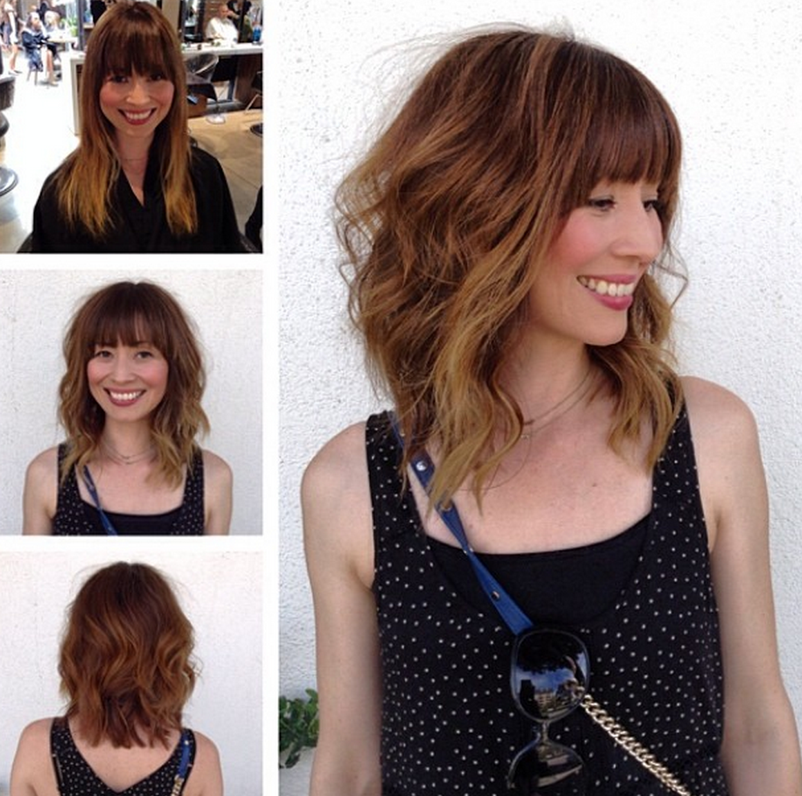 Marvelous Lob Meche Salon Los Angeles Short Hairstyles Gunalazisus