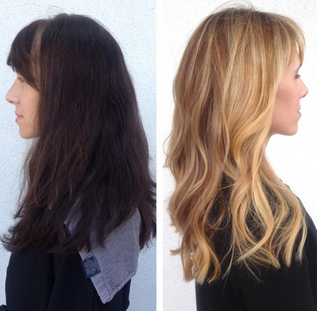 Hair cuts before and after quotes for 22 changes salon
