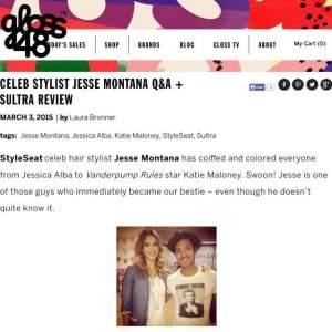 Gloss48 Jesse Montana